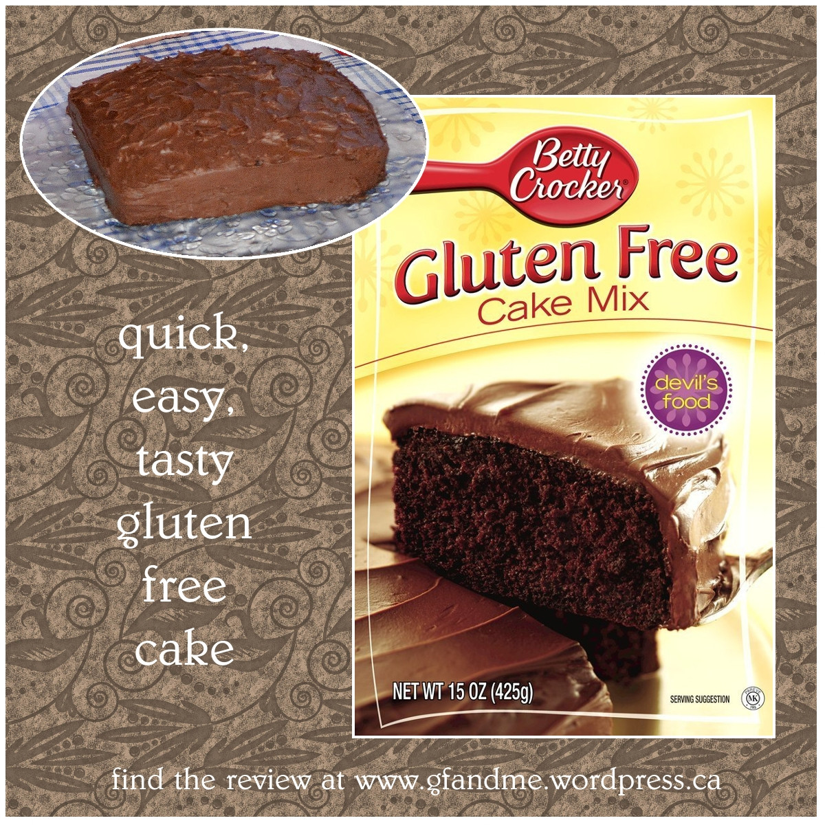 Quick Gluten Free Desserts  quick and easy gluten free dessert gf and me