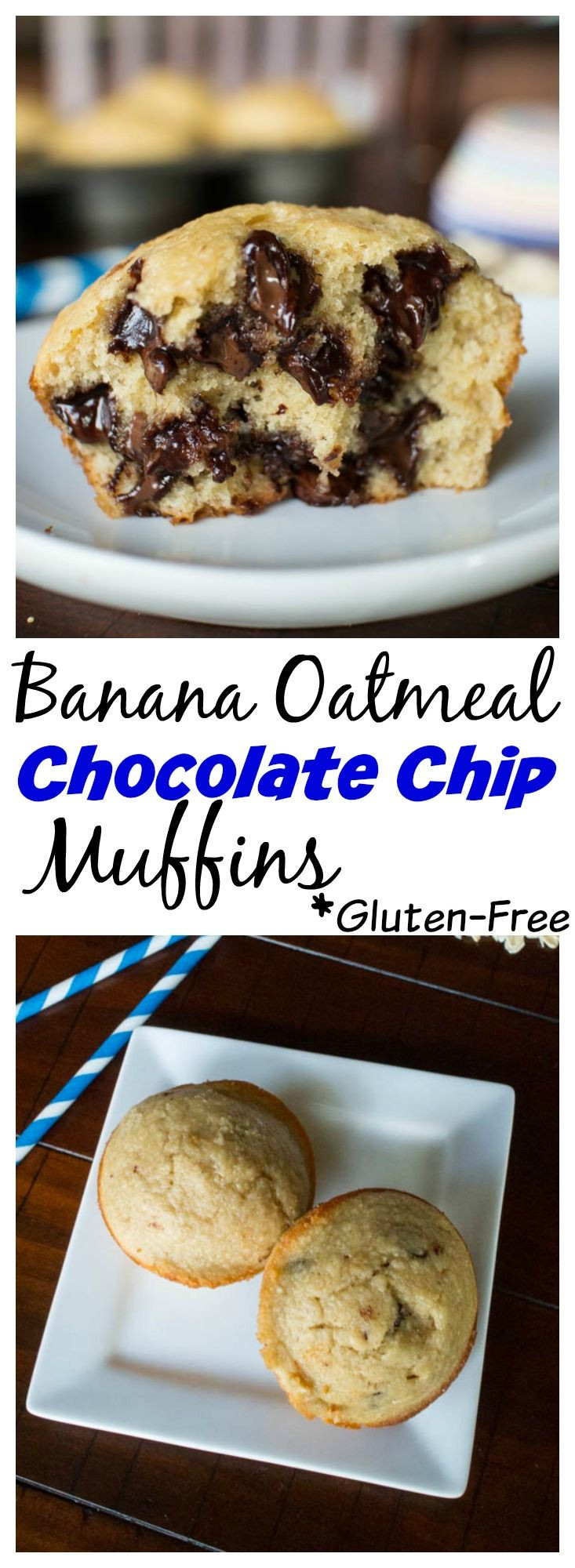 Quick Gluten Free Desserts  Quick and easy gluten free banana muffins you can make in