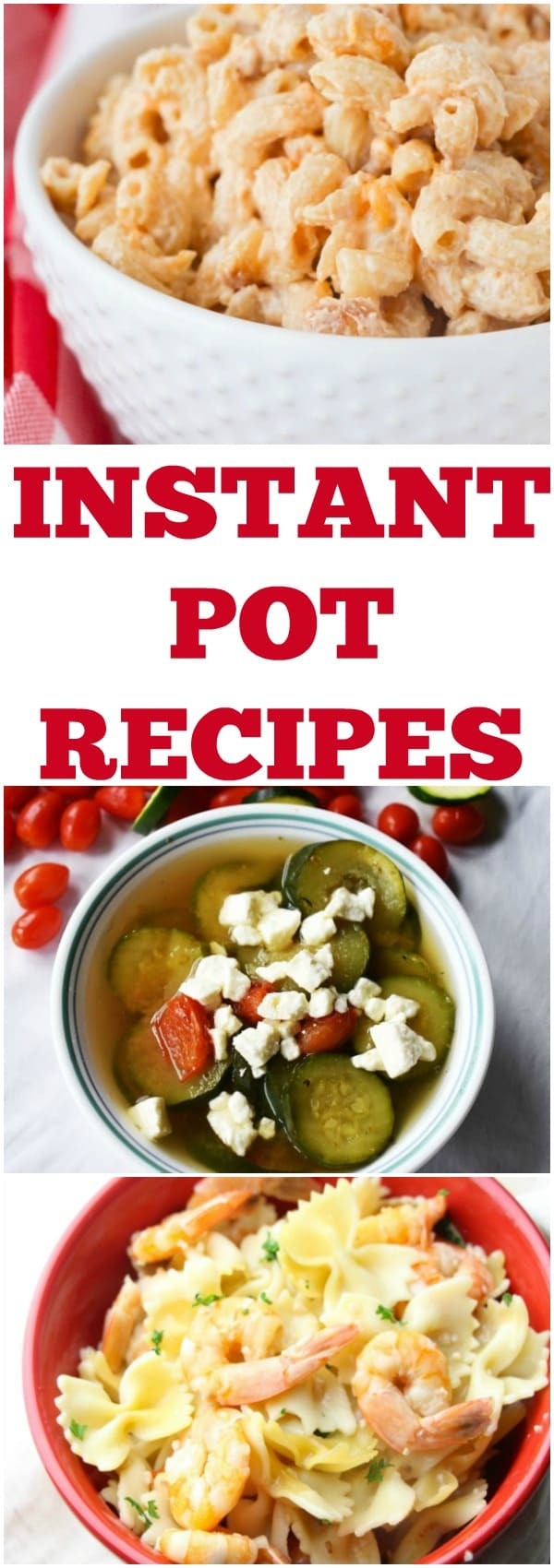 Quick Instant Pot Recipes  Instant Pot Recipes