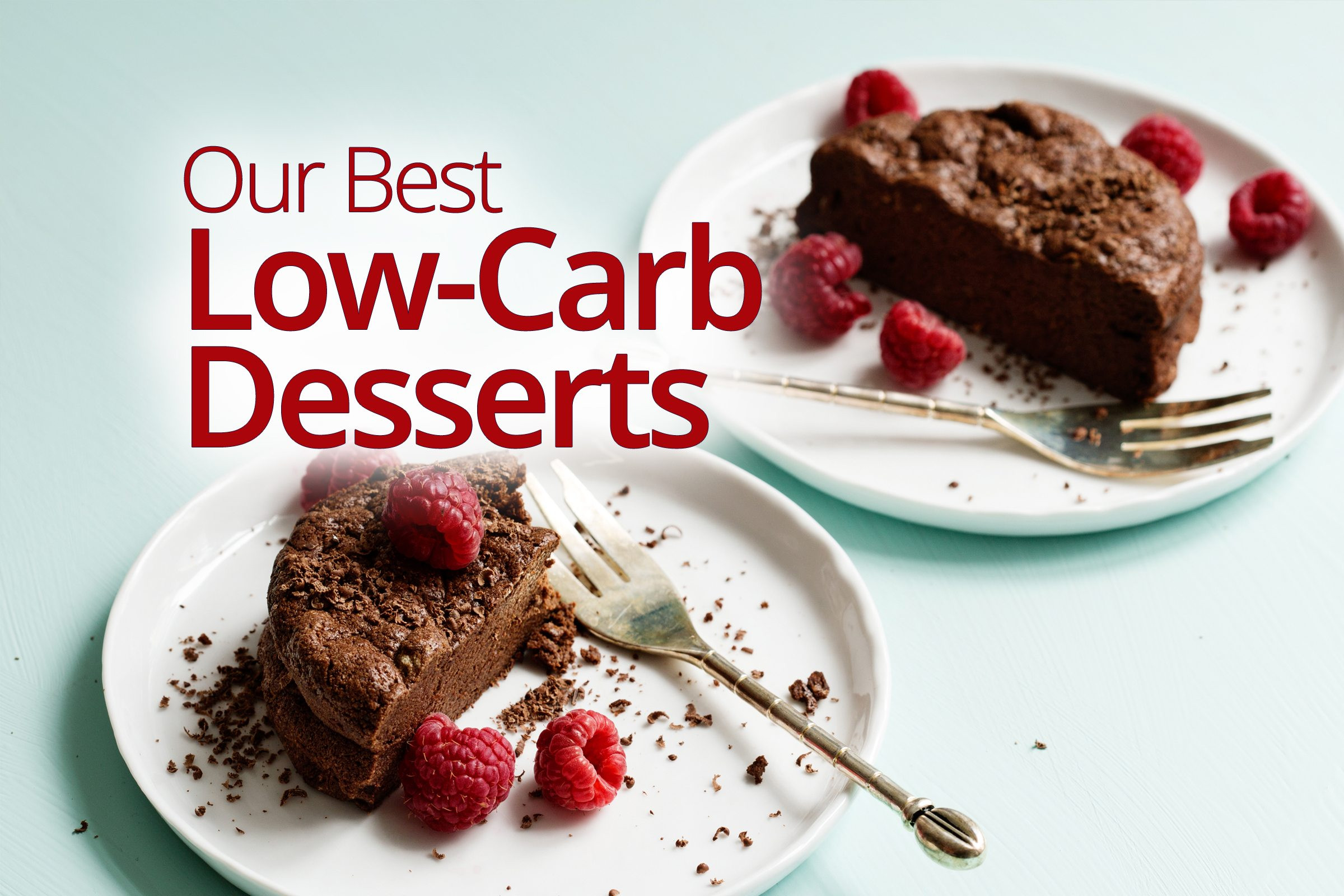 Quick Low Carb Desserts  Our Best Low Carb Desserts Diet Doctor