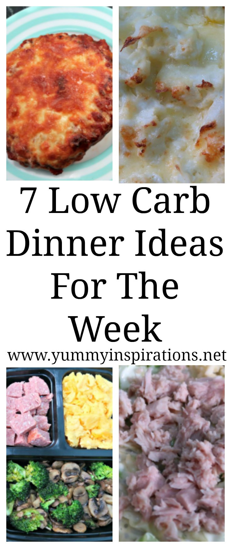 Quick Low Carb Dinners  7 Low Carb Dinner Ideas Easy Keto Dinner Meal Recipes