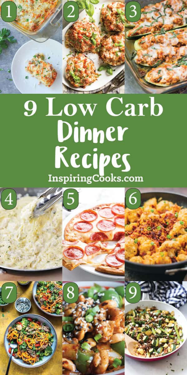 Quick Low Carb Dinners  9 of the Best Quick and Easy Low Carb Dinner Recipes