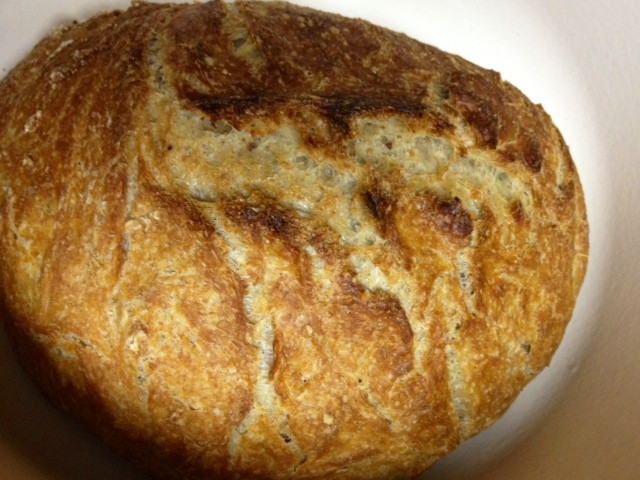 Quick No Knead Bread  Quick No Knead Bread finding time for cooking