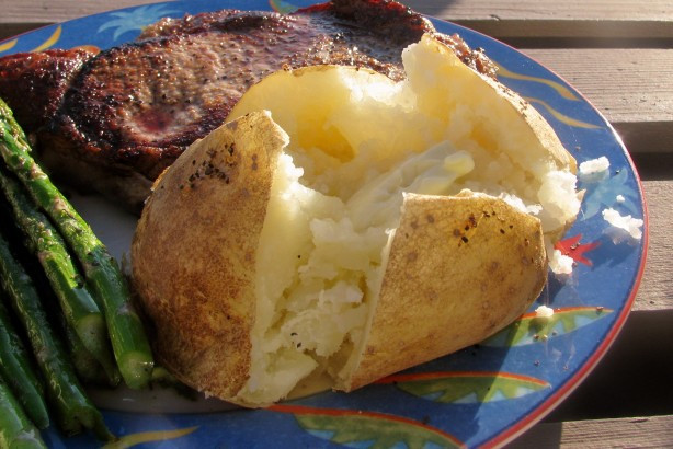 Quick Potato Recipes  Quick Baked Potato Recipe Food