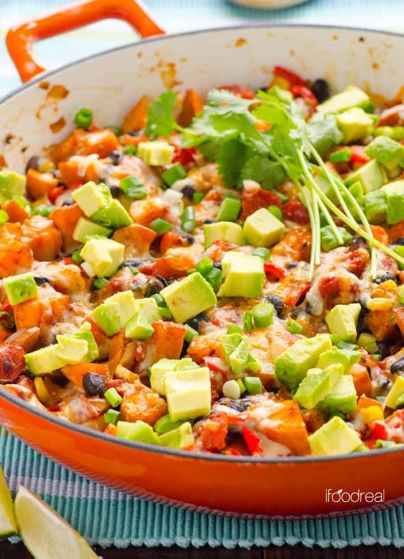 Quick Potato Recipes  Potato Skillet Recipe — Dishmaps