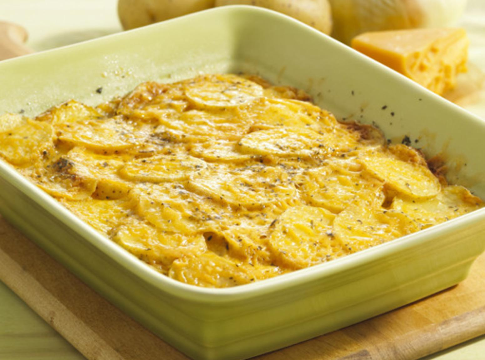 Quick Potato Recipes  Quick Potato Casserole Recipe