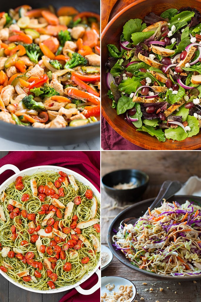 Quick Recipes For Dinner  Fast and Easy Chicken Dinner Recipes