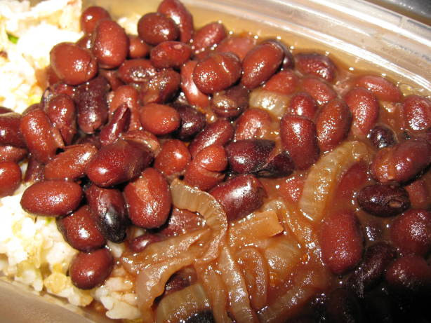 Quick Red Beans And Rice Recipe  Quick Red Beans And Rice Recipe Food