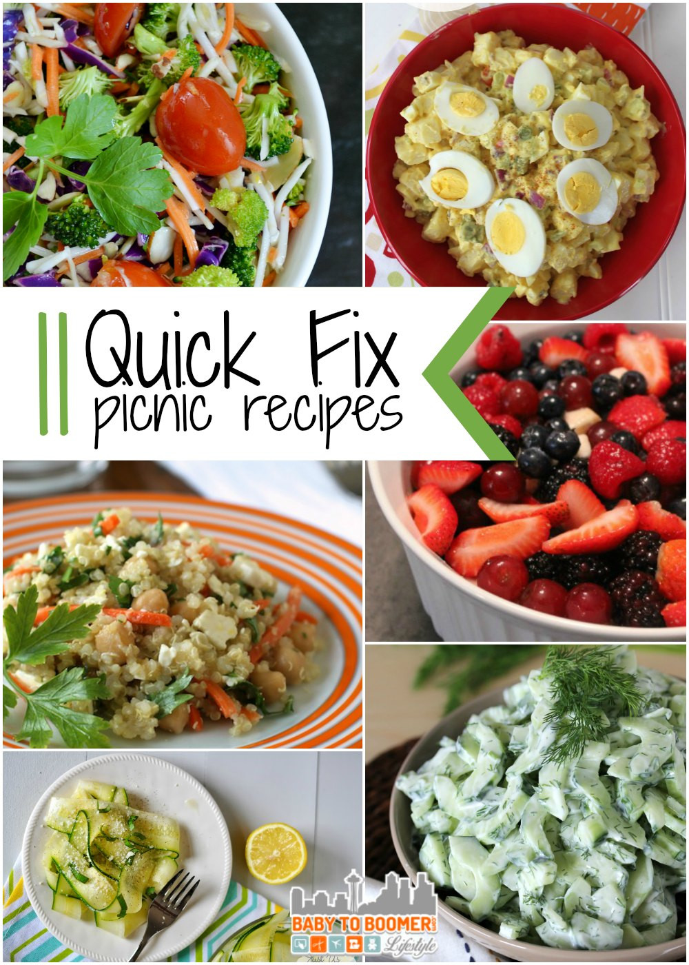 Quick Side Dishes  Picnic Recipes 11 Quick Fix Side Dishes to Make