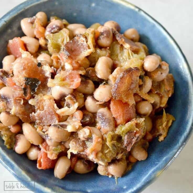 Quick Side Dishes  Quick and Easy Hoppin John Side Dish