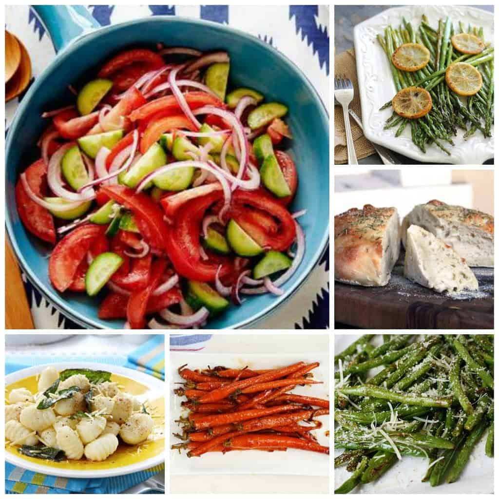 Quick Side Dishes  Quick & Easy Side Dishes Life a Little Brighter