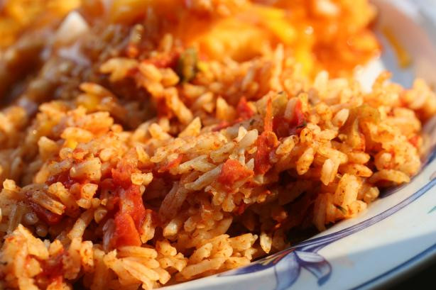 Quick Spanish Rice  Quick Spanish Rice