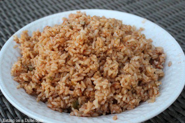 Quick Spanish Rice  Easy Spanish Rice Pressure Cooker recipe Instant Pot recipe