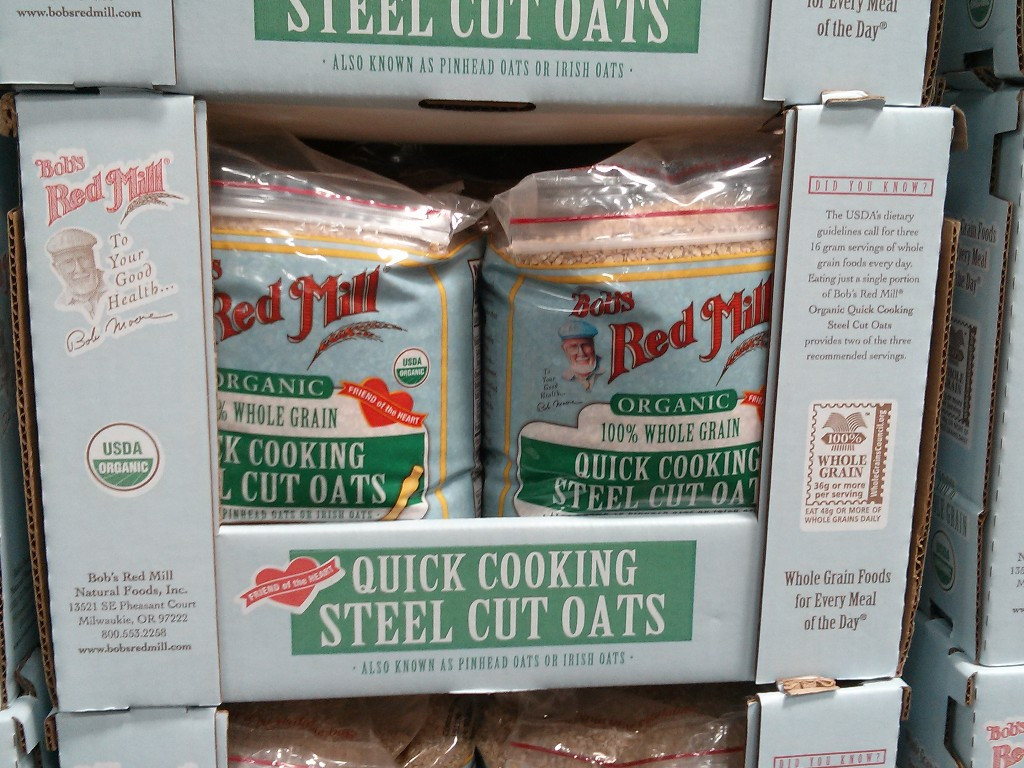 Quick Steel Cut Oats  ISO 5kg box of steel cut oats Costco in GTA Markets