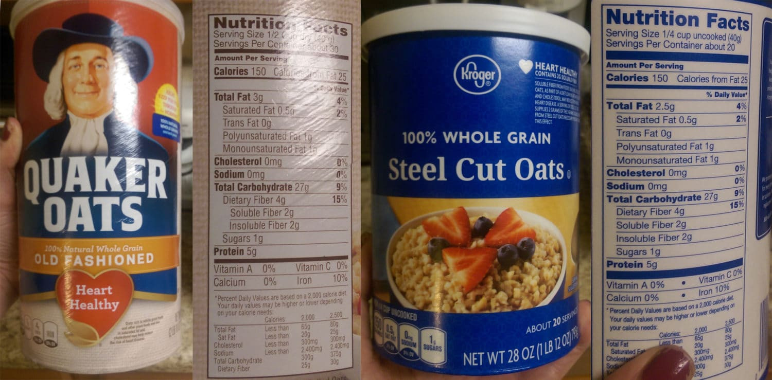 Quick Steel Cut Oats  Steel Cut Oats Quick 3 Minute from Quaker