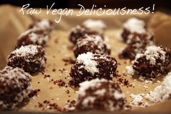 Quick Vegan Desserts  Raw Gluten Free Vegan Dessert