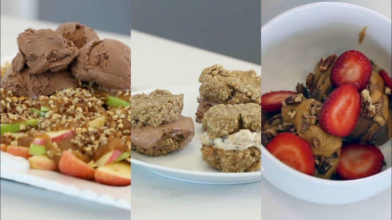 Quick Vegan Desserts  Three Summer Desserts