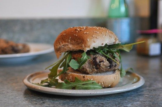 Quinoa Black Bean Burger  Quinoa Black Bean Burgers Eating Made Easy