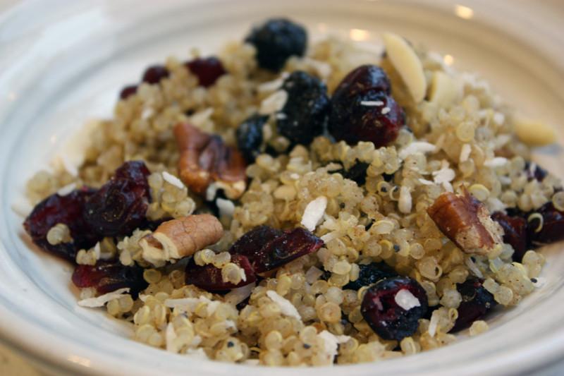 Quinoa Breakfast Cereals  Hearty Quinoa Breakfast Cereal