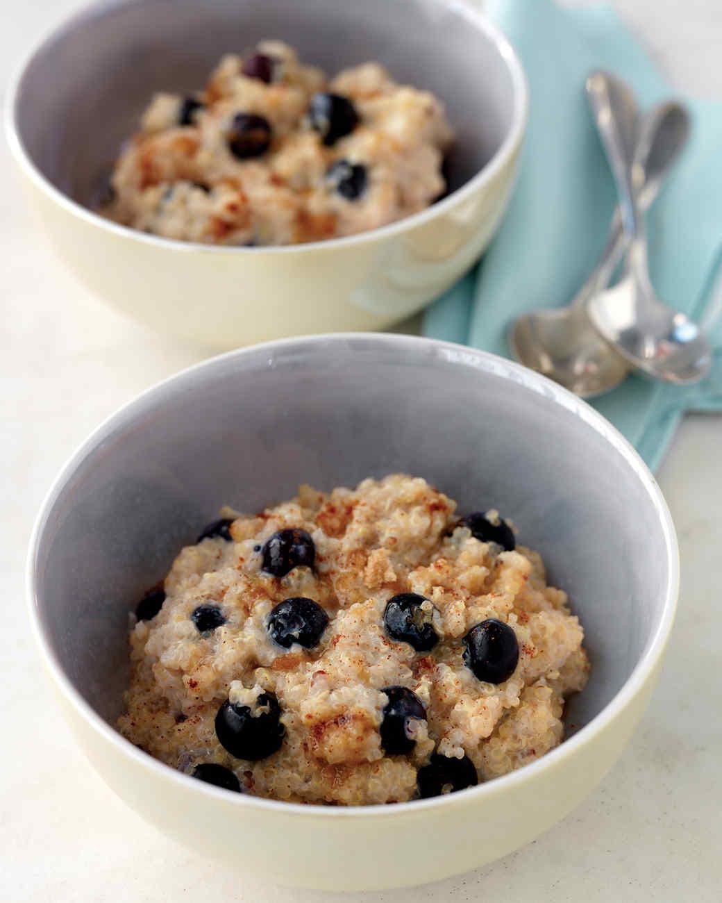 Quinoa Breakfast Cereals  Breakfast Quinoa Recipe & Video