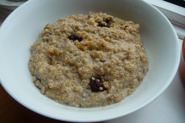 Quinoa Breakfast Cereals  Quinoa Breakfast Cereal Recipe Food