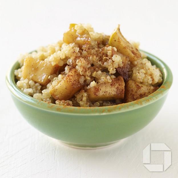 Quinoa Breakfast Cereals  MORGUNVERÐUR Morgunkorn á holla mátan með quinoa og