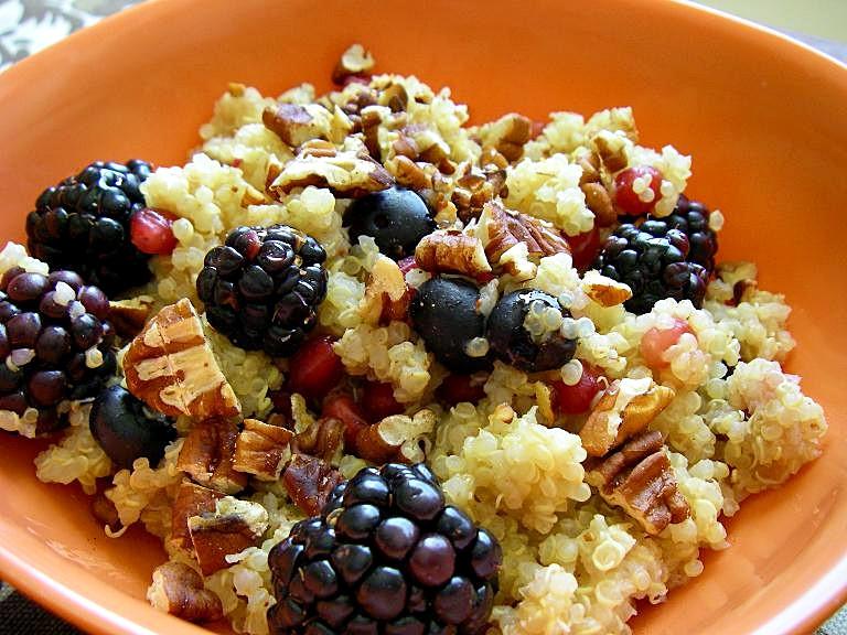 Quinoa Breakfast Cereals  Quinoa Recipes