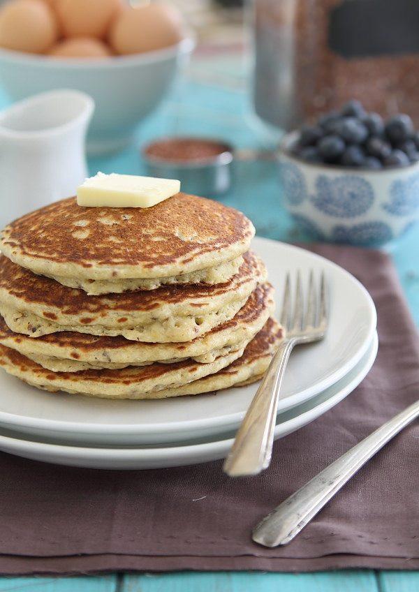 Quinoa Flour Pancakes  Meyer lemon quinoa pancakes Running to the Kitchen