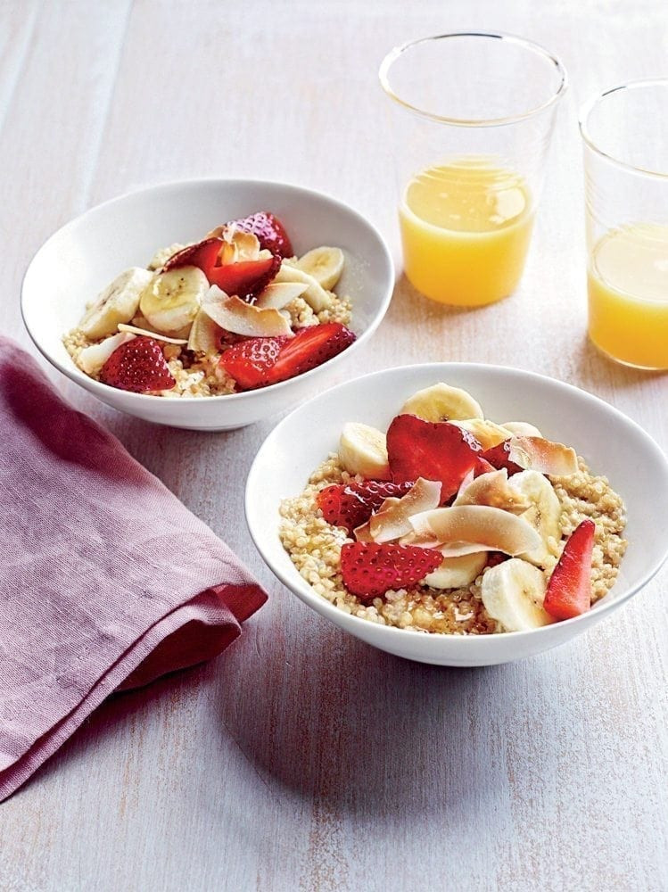 Quinoa For Breakfast  Breakfast Quinoa