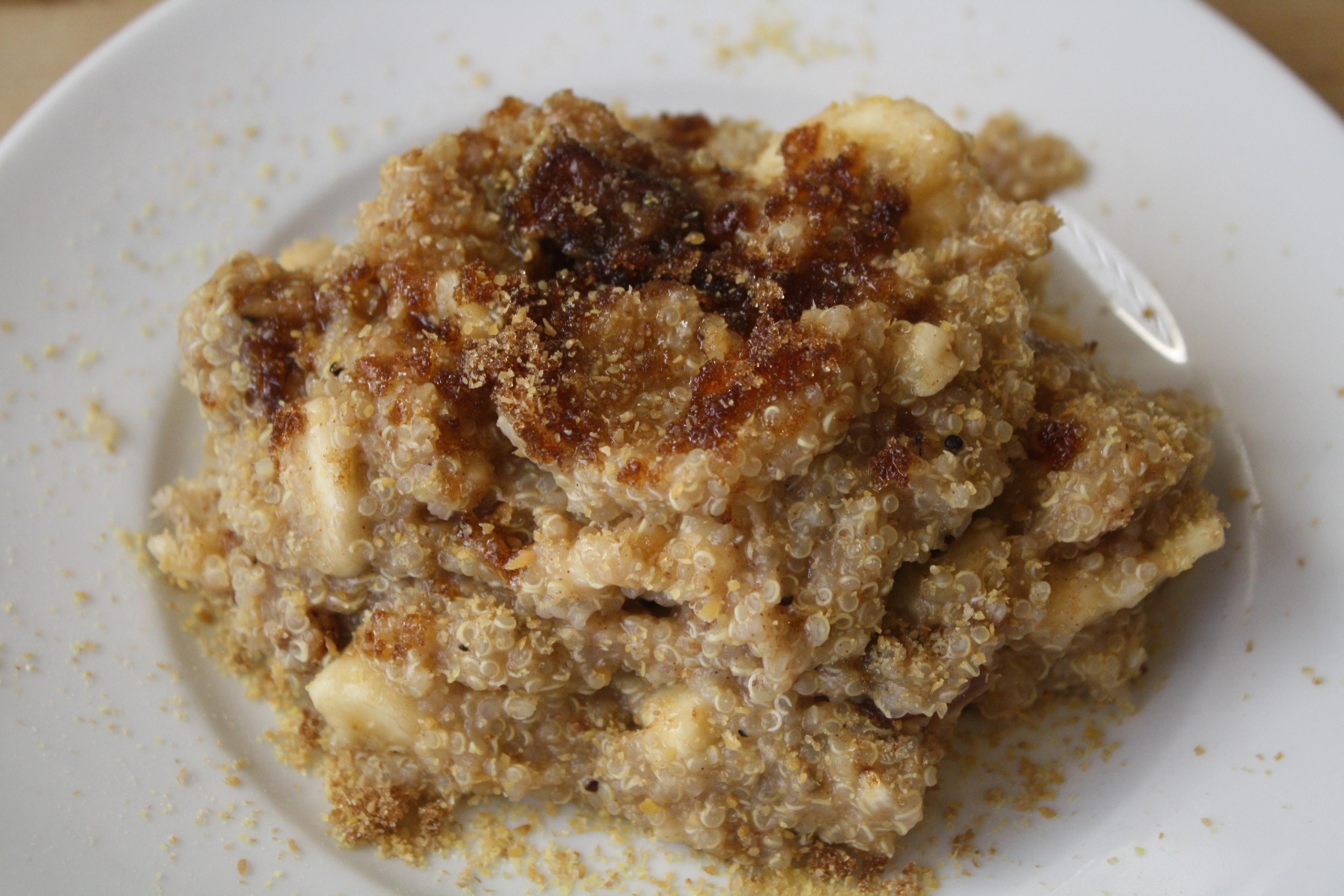 Quinoa For Breakfast  Breakfast Quinoa Recipe — Dishmaps