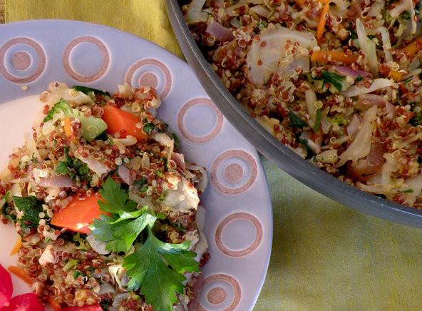 Quinoa Kosher For Passover  Oy Vegan Top 5 Passover Recipes Oy Vegan