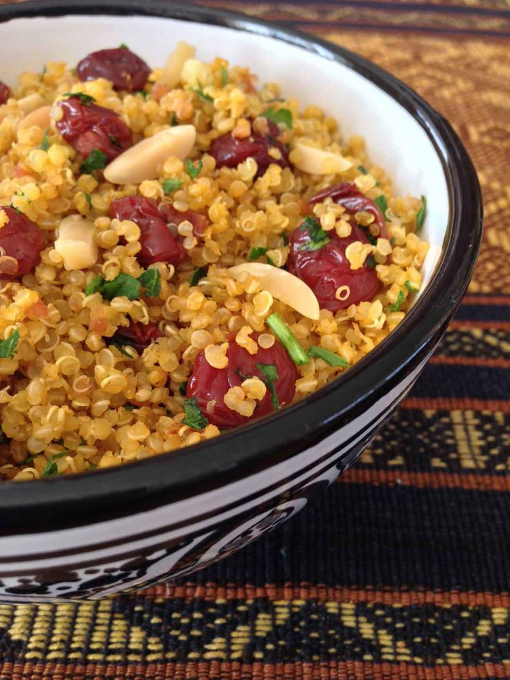 """Quinoa Kosher For Passover  The Incas' """"mother of all grains """" quinoa is the new"""