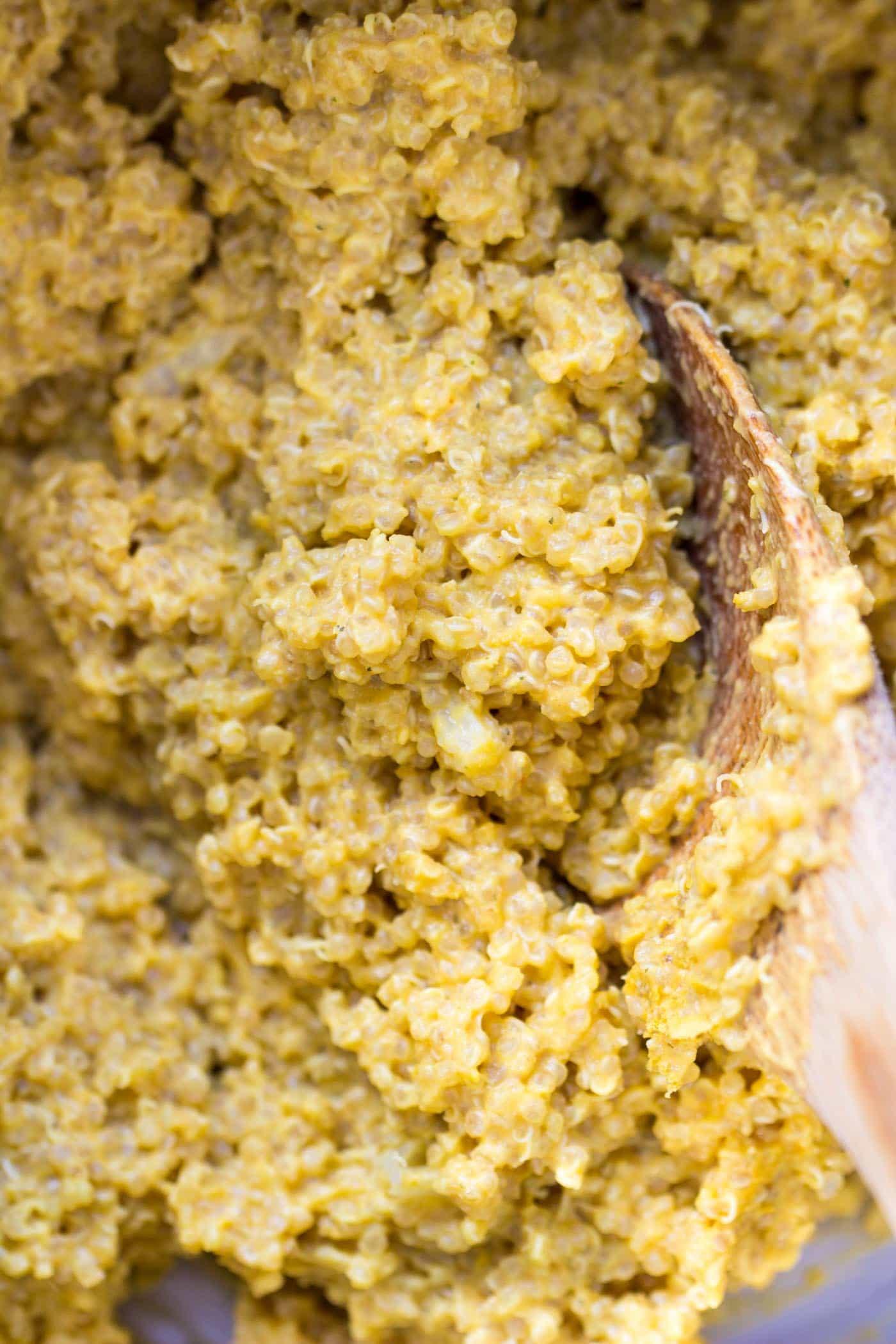 Quinoa Mac And Cheese  Buffalo Cauliflower Quinoa Mac Cheese Simply Quinoa