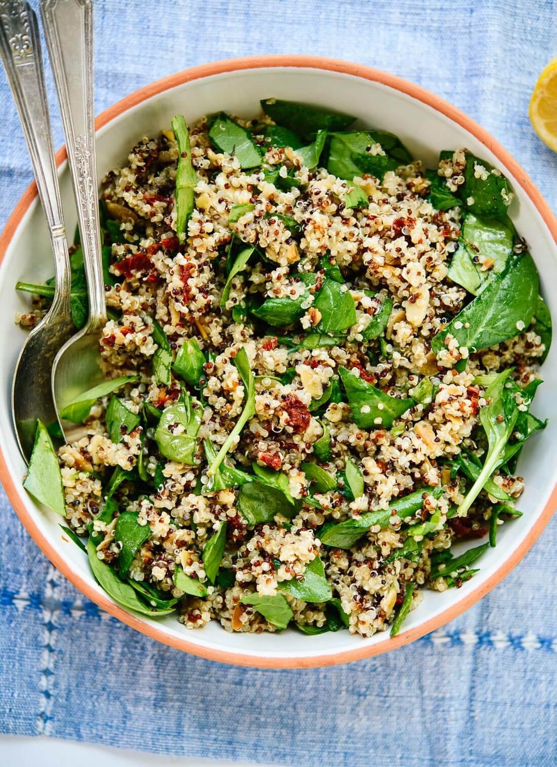 Quinoa Recipes Salad  How to Cook Perfect Quinoa & 10 Quinoa Recipes Cookie