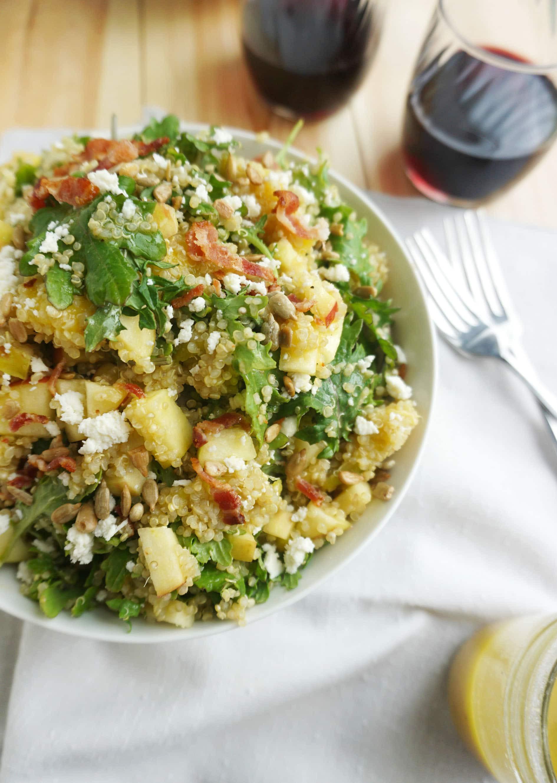 Quinoa Salad Dressing  The gallery for Quinoa Salad Dressing