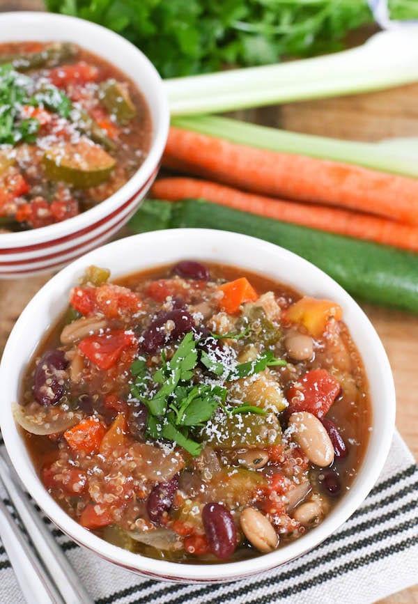 Quinoa Slow Cooker  21 Satisfying Slow Cooker Quinoa Recipes Simply Quinoa