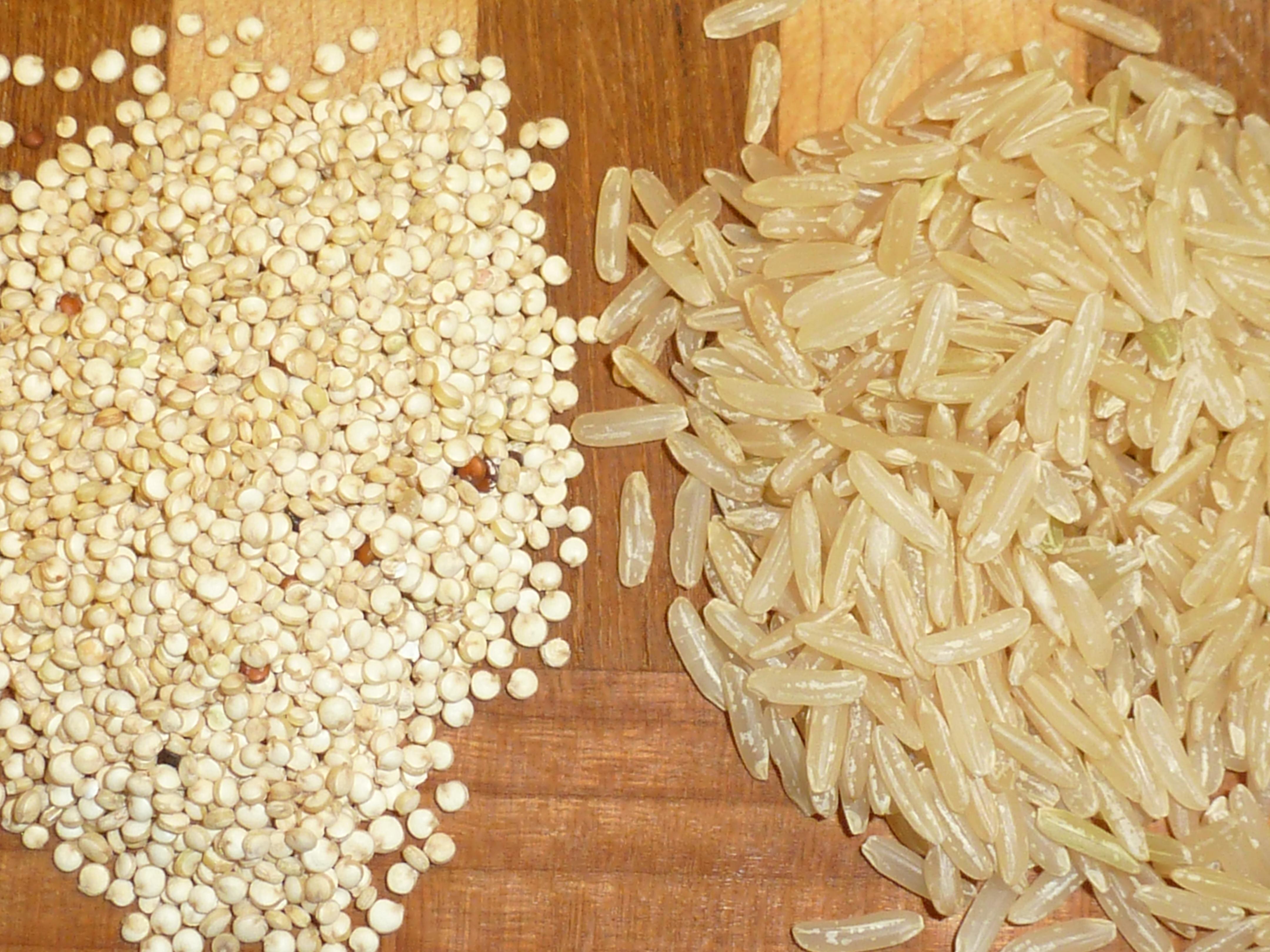 Quinoa Vs Brown Rice  Quinoa