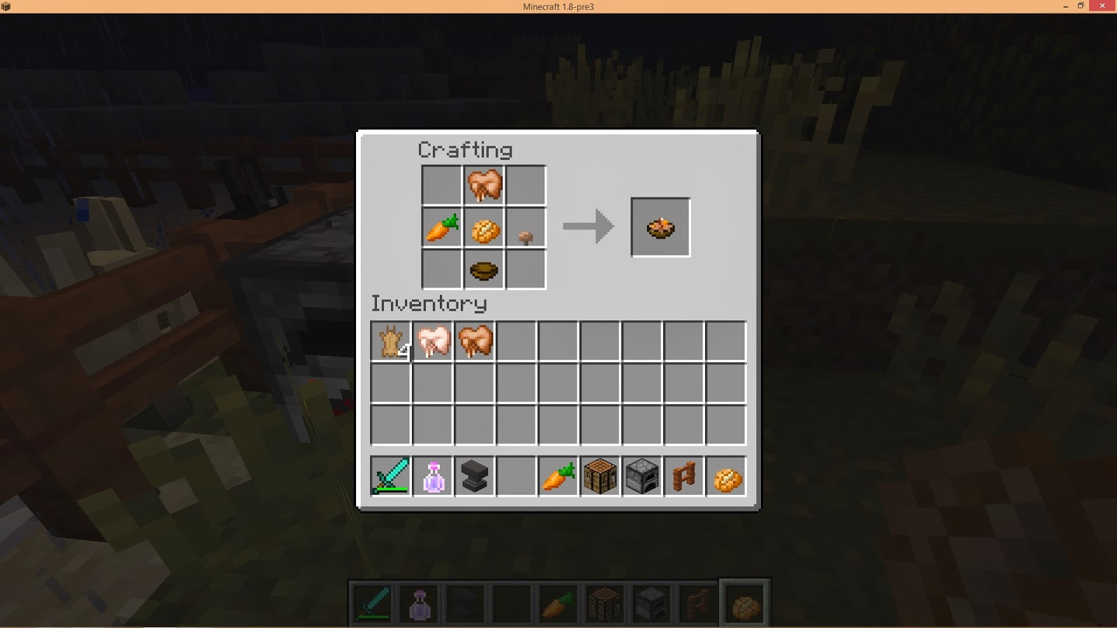 Rabbit Stew Minecraft  The gallery for How To Make Mushroom Stew In Minecraft
