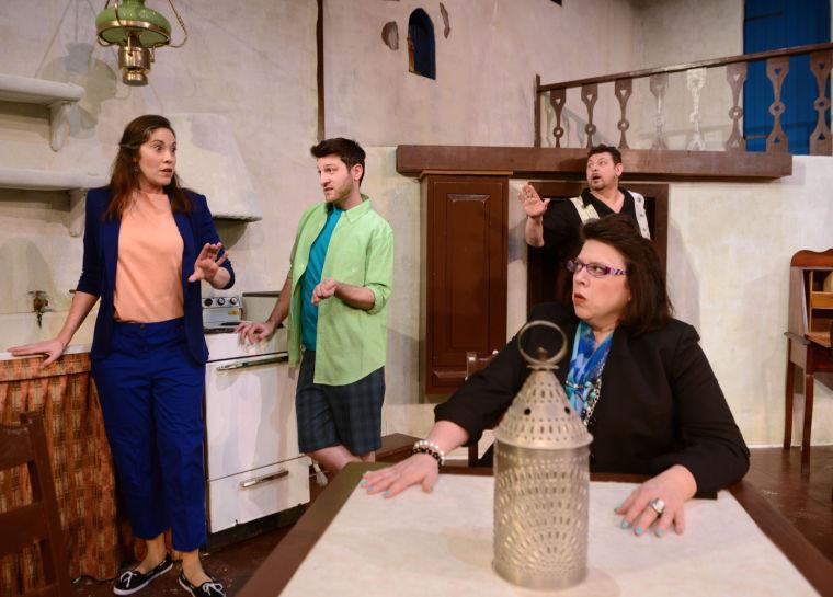 Rainbow Dinner Theater  Rainbow Dinner Theatre serves up edy murder mystery