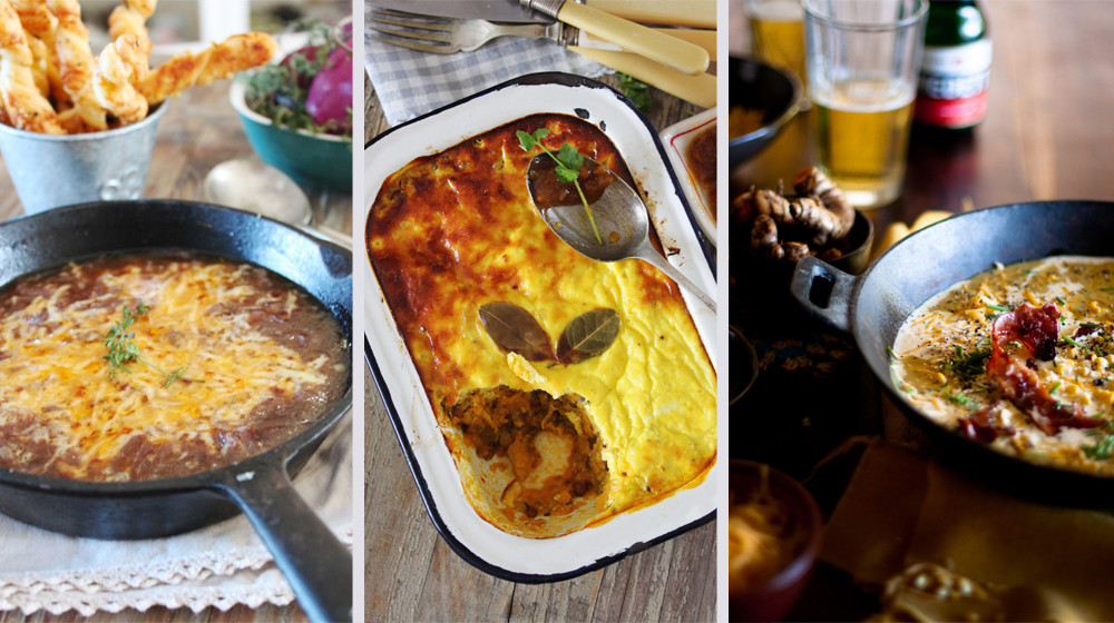 Rainy Day Dinner Ideas  Dinners and Desserts for a Raing Day