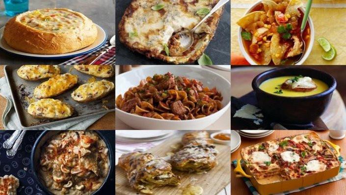 Rainy Day Dinner Ideas  83 Rainy Day Recipes Recipes