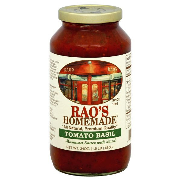 Raos Tomato Sauce  Pin by Jennifer Marshall on Food