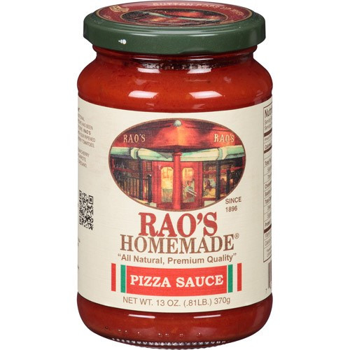 Raos Tomato Sauce  Rao s Homemade Pizza Sauce 13 oz Pack of 6