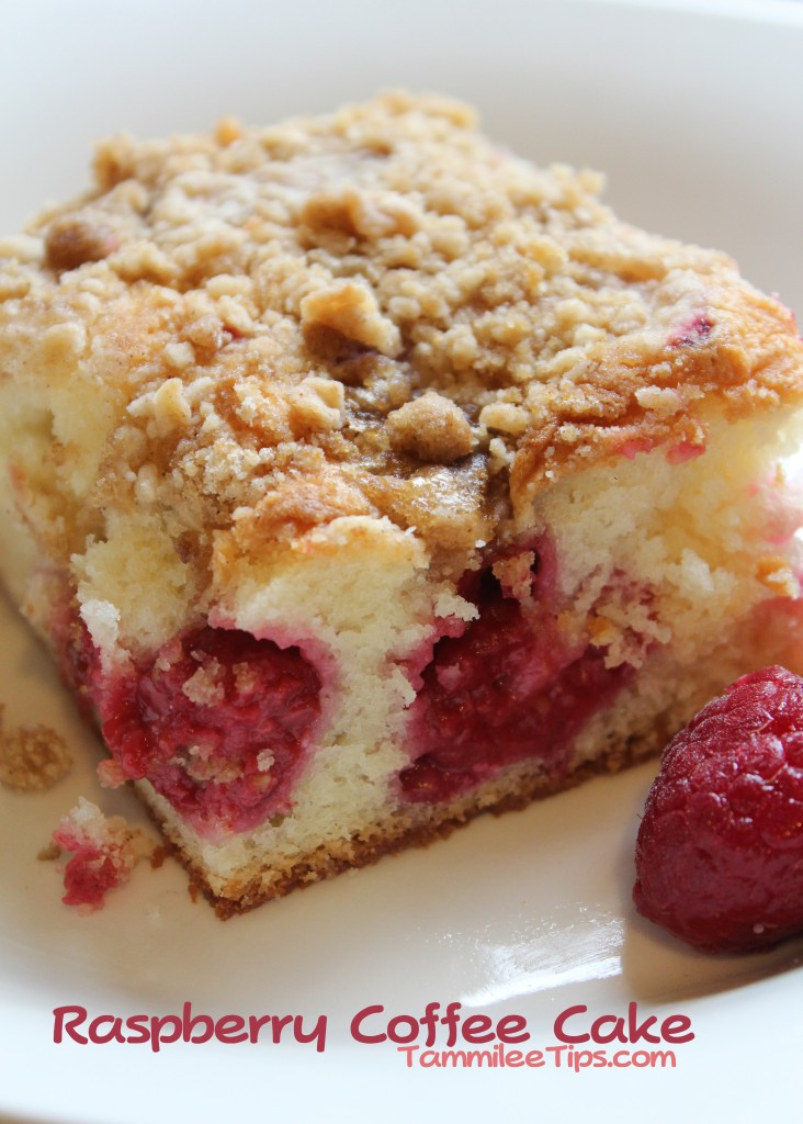 Raspberry Coffee Cake  Coffee Cake Recipes The Idea Room