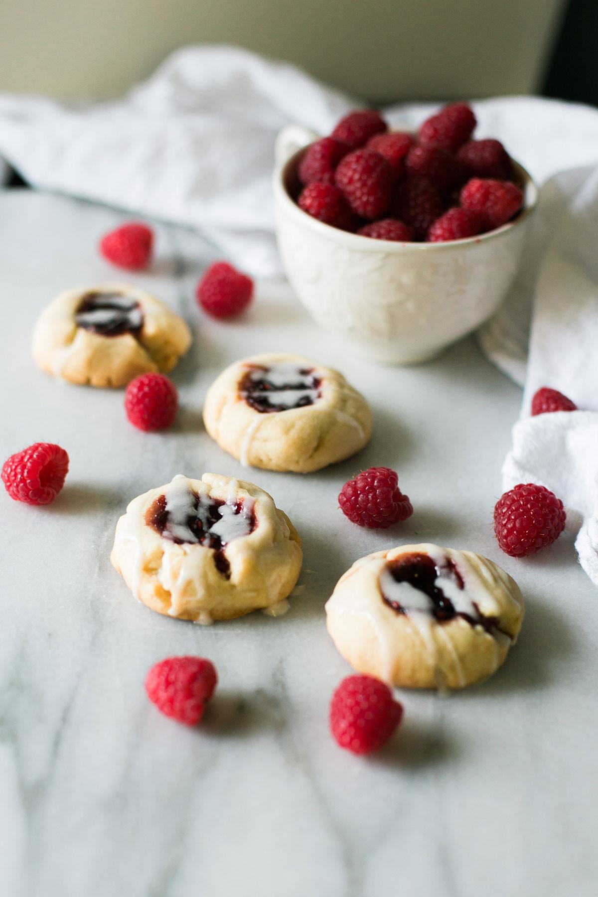 Raspberry Shortbread Cookies  Raspberry Shortbread Tea Cookies Female Foo