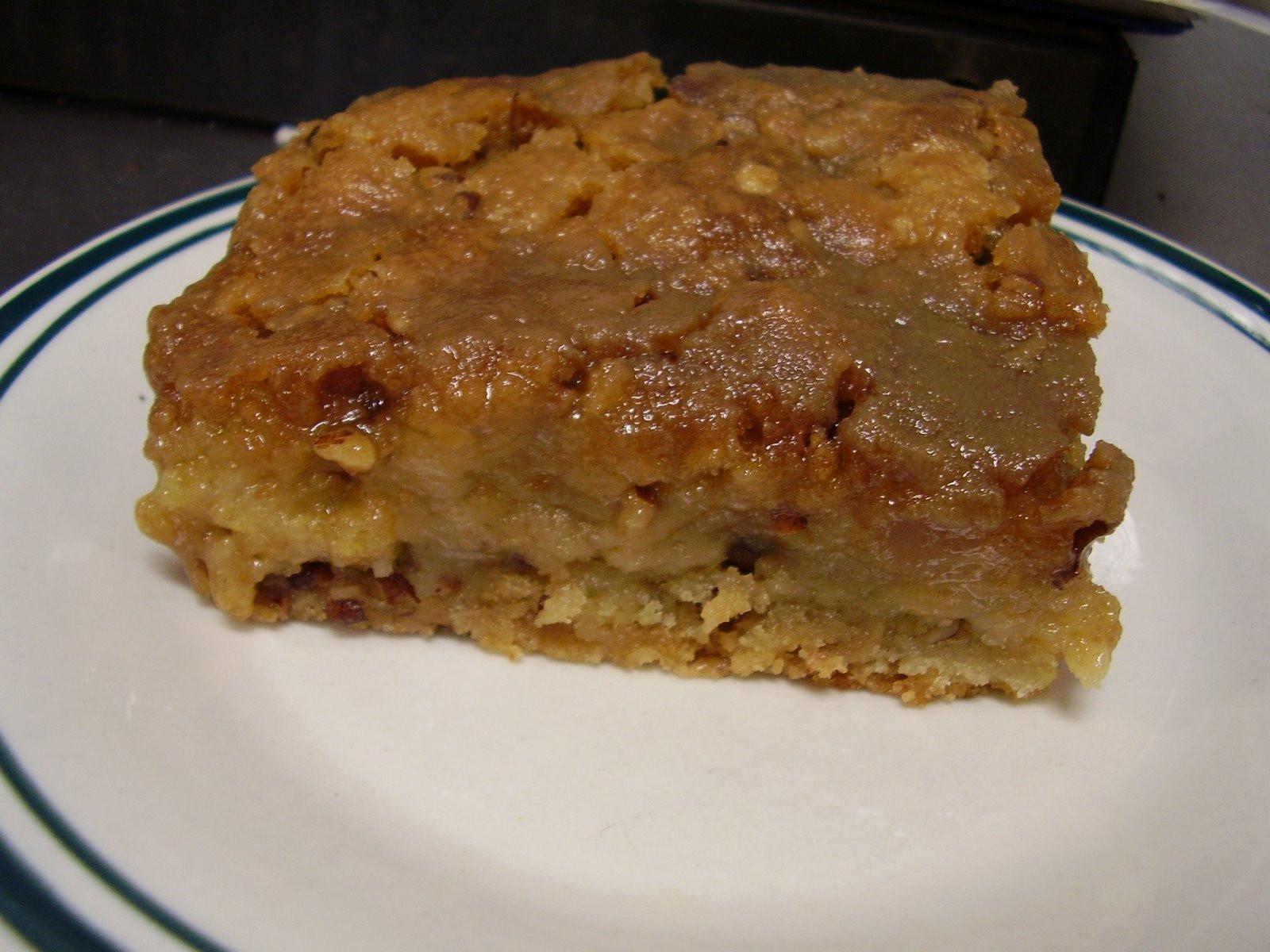 Raw Apple Cake  Raw Apple Cake
