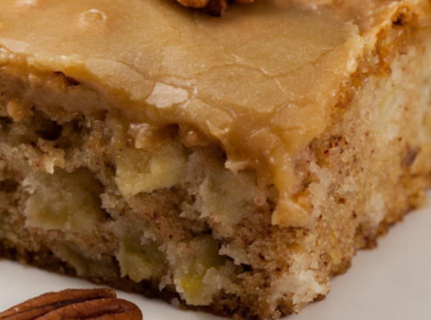 Raw Apple Cake  Fresh Apple Cake Recipe 14