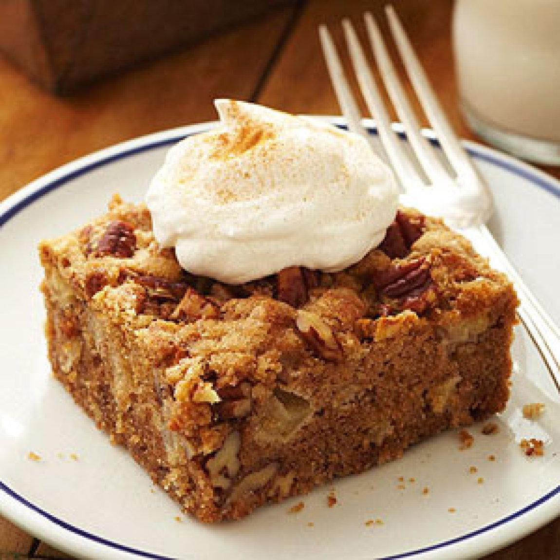 Raw Apple Cake  Fresh Apple Cake Recipe 3