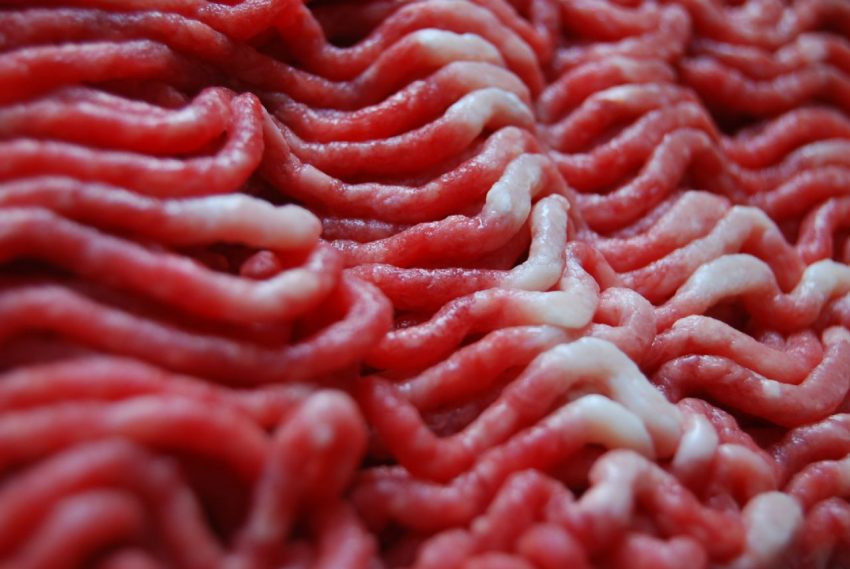 Raw Ground Beef  E coli O103 Results in Recall of Over a Ton of Ground