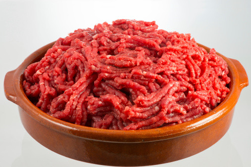 Raw Ground Beef  USDA vows to speed tracing of tainted ground beef
